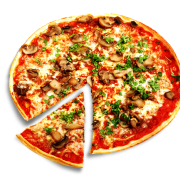 Image result for pizza transparent